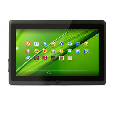 7 inch Android 4.4 Quad-Core 8GB Tablet PC Dual Camera OTG WIFI Bluetooth Camera