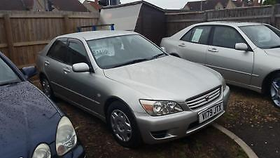 2000 RARE  2.0 S AUTOMATIC LEXUS IS 200  ALTEZZA only 57k MILES