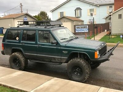 1995 Jeep Cherokee  Jeep , Off Road , Trail Beast , Solid Strong straight V6 bullet proof engine