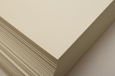 A5 OR A4 300gsm SMOOTH, HAMMER OR LINEN IVORY CARD. INVITATIONS & WEDDING CARDS.