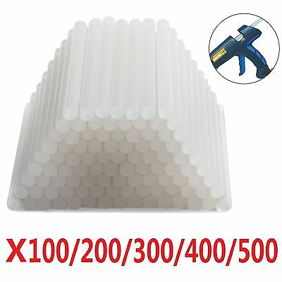 Extra Long Adhesive Hot Melt Glue Sticks For Electric Gun Craft Tool 7Mm 11Mm