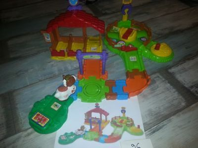 Vtech - Tut Tut Animo - Mon Poney-club Interactif  1 cheval