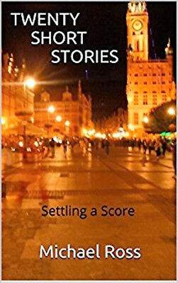 Brand new 5*****reviewed short story collection paperback signed by the author