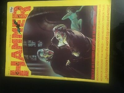 House Of Hammer Issue 1