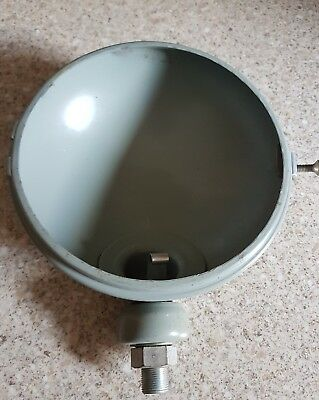 **** Grey Fordson Tractor Metal Lamp Casing ***