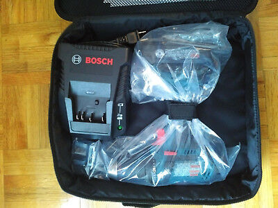 NEW Bosch DDB181-02 18-Volt Lithium-Ion 1/2-Inch Compact Tough Drill/Driver Kit