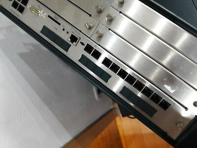 Hipath 3500 V9 Rack Anlage Motherboard V 401 / Optipoint 500 Apparate Unify