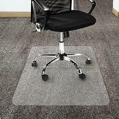 """Office Marshal Polycarbonate Chair Mat for High Pile Carpet Floors, 36"""" x 48"""" -"""