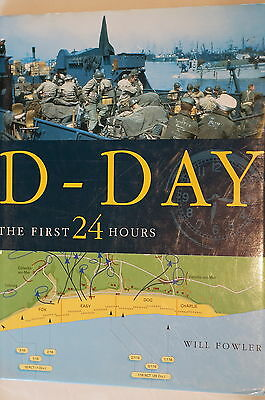 WW2 US British Canadian D-Day The First 24 Hours Normandy Reference Book