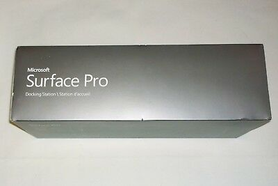 Official Genuine  Microsoft Surface Pro 3 & 4  Docking Station, Boxed Unused