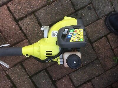 Ryobi RLT30CESA Petrol Grass Trimmer Strimmer 30cc Sold as spares or Repairs