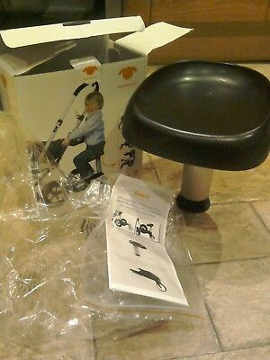 Twoo seat for Bugaboo wheeled buggy board. Boxed.