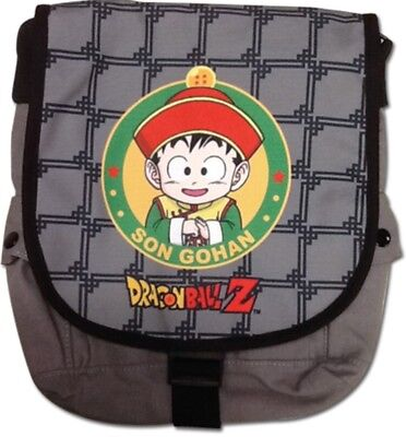 Dragon Ball DBZ Son Gohan Messenger Bag Tote Licensed Anime AUTHENTIC NEW