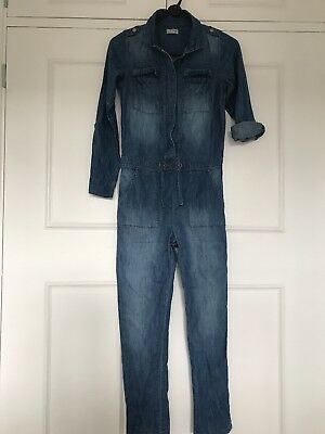 Denim Jumpsuit From NEXT Age VGC