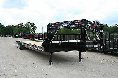 40 Foot Carhauler--Equipment Gooseneck Trailer--Load Trail-Max Ramps--Brand New