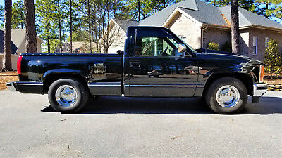1990 GMC Sierra 1500 Sierra 1990 GMC Sierra 1500 Step-side Pickup