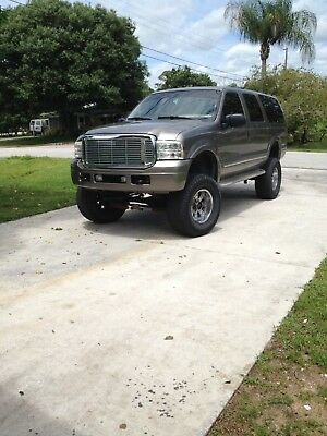2005 Ford Excursion LIMITED FORD EXCURSION