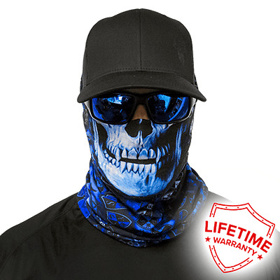 Hydro Skull Face Shield Face Mask, Free Shipping! 20 Different Style!