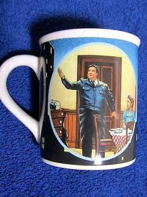 The Hamilton Collection HONEYMOONERS MUG  One of these days Alice  BANG ! ZOOM !