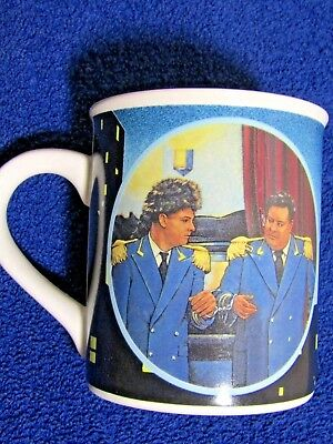 The Hamilton Collection HONEYMOONERS MUG  The Only Way to Travel !