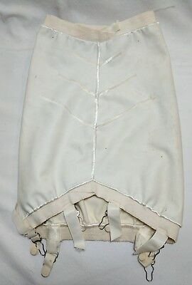 1940's Perma Lift Girdle with Garters Magicool B. Stein & Co. Rheeflex Rubber