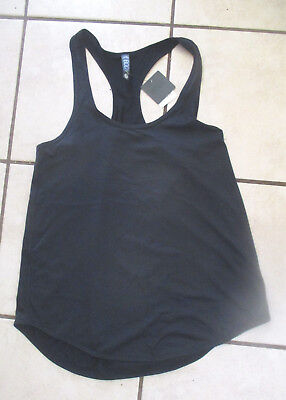 "Cotton On ""Active Work Out Tank"" Racer Back"" Singlet NWT Size S"