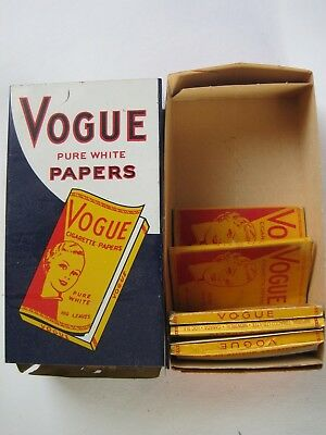 VOGUE Cigarette Paper Dispenser