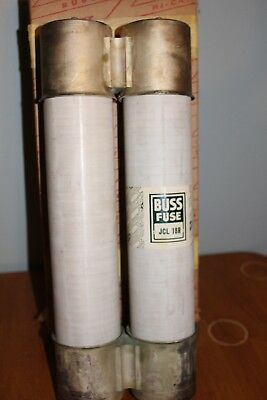 Bussman JCL-18R New in Box - Medium Volt Fuse - 390 Amps