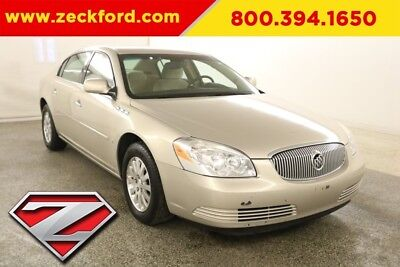 2008 Buick Lucerne CX 3.8L V6 12V Automatic FWD