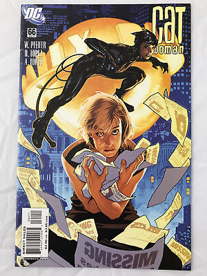 Catwoman #66 Adam Hughes Cover First Appearance of Blitzkrieg