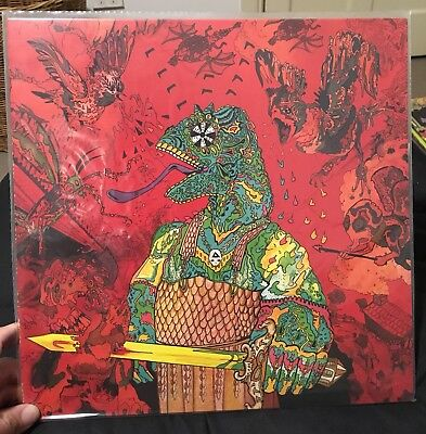 12 Bar Bruise By King Gizzard And The Lizard Wizard (Excellent condition)
