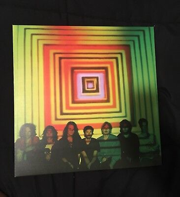 King Gizzard And The Lizard Wizard Float Along/Fill Your Lungs ULTRA RARE