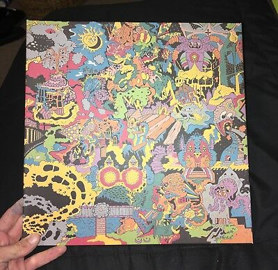 Oddments By King Gizzard And The Lizard Wizard Vinyl (Ultra Rare)