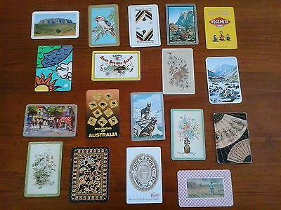 vintage swap playing cards bulk lot 18 for art craft scrapbooking mixed media