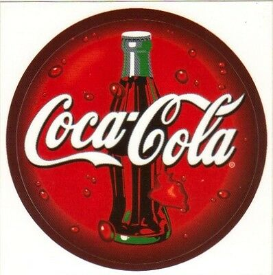 Coca Cola Coke Sticker