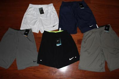 Lot Of 5 Nike Dri-Fit Mens Running Shorts Training Tennis Gym 2-In-1 Xs S Nwt