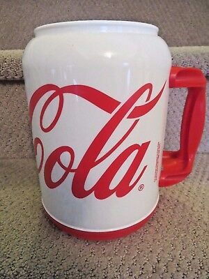 Coca Cola Collectible, Jumbo Insulated Cup 64 oz. / 2 Quart, Made by Whirley USA