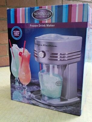 Nostalgia Electrics Frozen Drink Maker