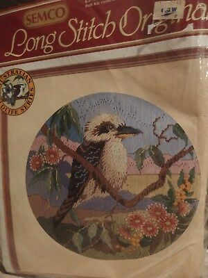 Kookaburra Heights~~ Semco Long Stitch Original~~