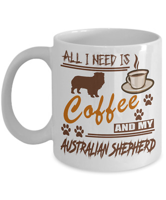Australian Shepherd Dog - Coffee Mug