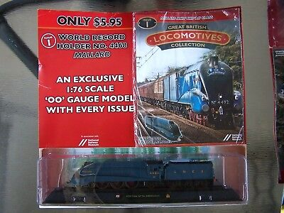 Great British Locomotives Collection Issue 1. Model Rail.