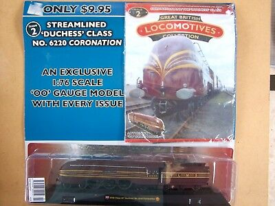 Great British Locomotives Collection Issue 2. Model Rail.