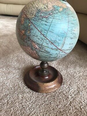 12 Inch Globe Made By Webber Costello Co