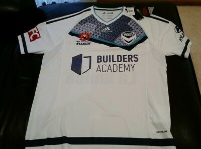 Official Melbourne Victory jersey brand new with tags size large as pictured