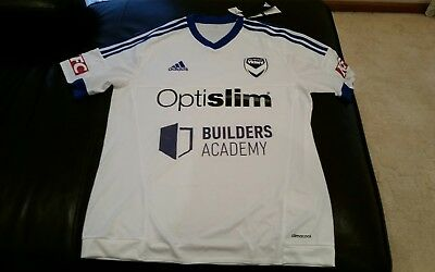 Official Melbourne Victory jersey brand new with tags size medium as pictured