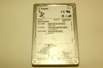 Seagate 1GB ST31051N SCSI 3.5in Hard Drive