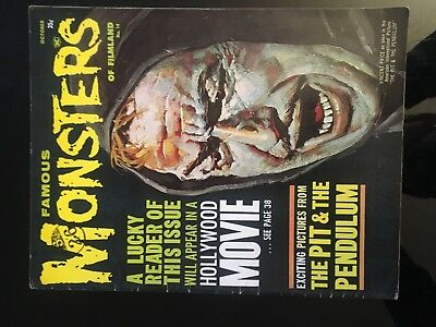 Famous Monsters Of Filmland No 14
