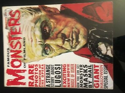 Famous Monsters Of Filmland No 9
