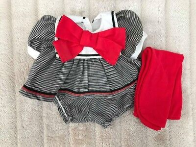 My Child Doll Original Black School Dress Outfit Replica Tights