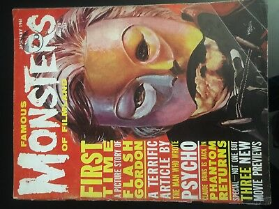 Famous Monsters Of Filmland No 10